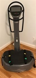 Power Plate my7 personal exercise equipment