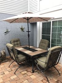 Quality Outdoor Dining