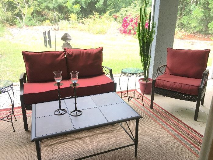 LaZBoy Outdoor Seating