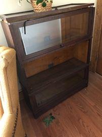Small Barrister bookcase