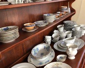 Sample of china