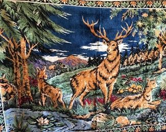 Remember those 1970's tapestries? We got em