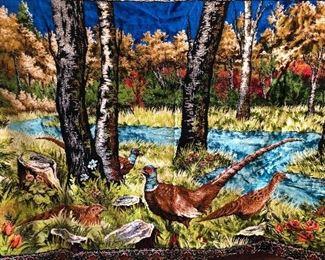 Each a wildlife scene