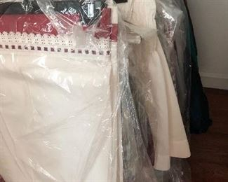 Curtains and other linens