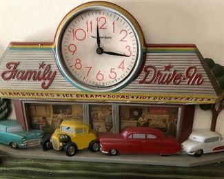 Decorator clock