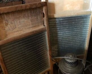 Early wash boards