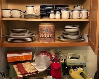 Just a few kitchen items