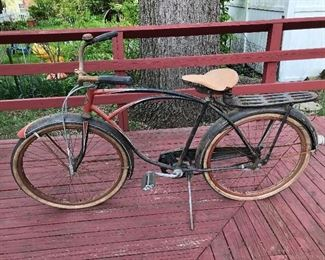 Vintage Rollfast Bicycle. All original, excellent condition
