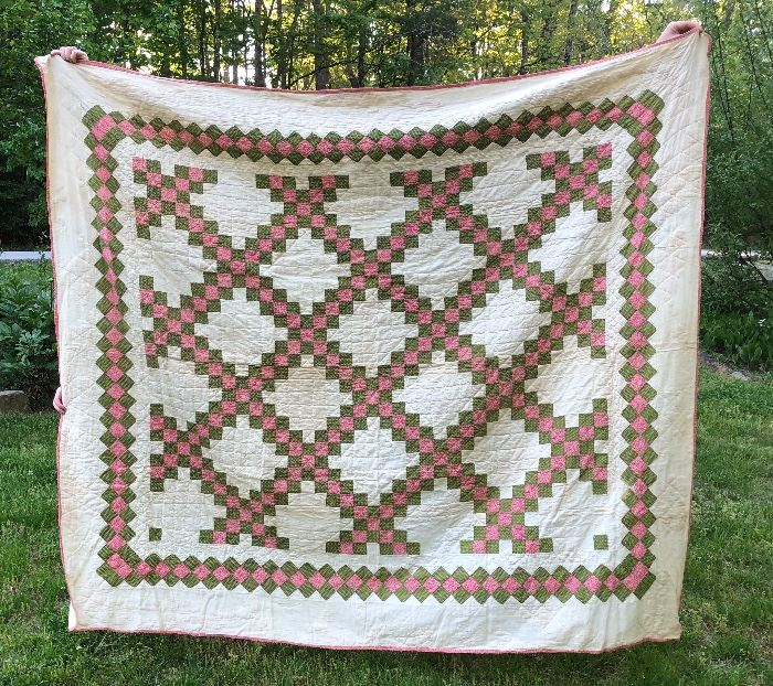 Antique Quilts and Coverlets
