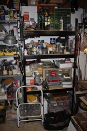 Woodbridge tool Estate Sale