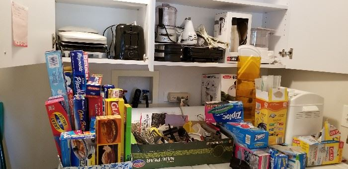 APPLIANCES  --  KITCHEN TOOLS  --  STORAGE PRODUCTS