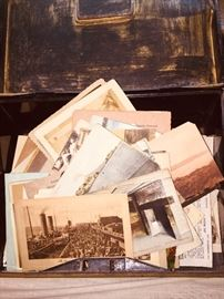 Do we have early picture postcards? You bet we do!