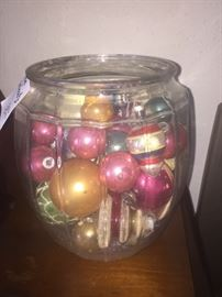 Fantastic early Christmas ornaments