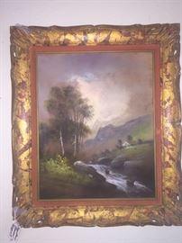 Beautiful early original art