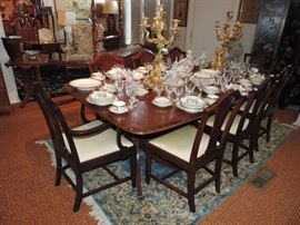 Period Table, Chairs, Rugs...