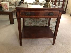 VINTAGE TABLE WITH DRAWER