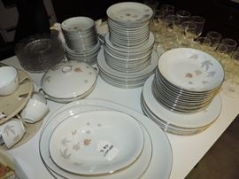 Fine China and others