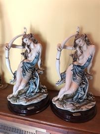 Beautiful Armani Florence Figurine!
