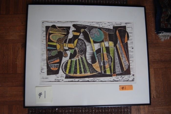 SOLD -   NOTE:  ALL 47 ARTWORKS HAVE BEEN SOLD.