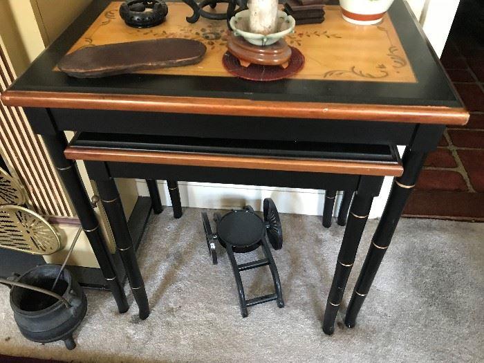 Nesting Table Set $ 82.00