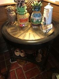 Clock Table $ 72.00