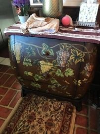 Painted Bombay Chest $ 148.00