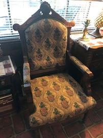 Antique Chair - $ 82.00