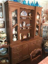 Vintage Display Hutch $ 336.00