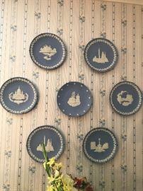 Wedgewood Plates $ 14.00 each