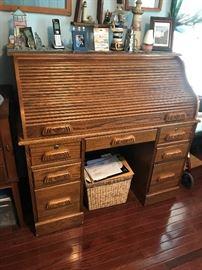 Rolltop Desk $ 336.00