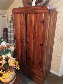 Cedar Armoire $ 198.00