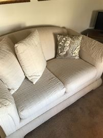 Cute loveseat!