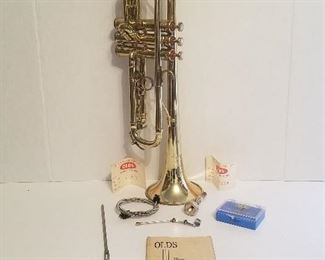 Mendez Trumpet By Olds Sons 228229 Overall very nice condition. $550