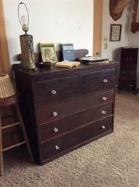 Nice old dresser