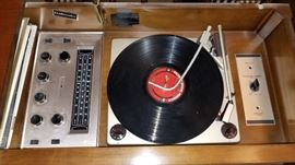 Ambassador Stereophonic Console