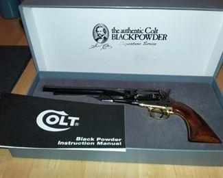 Colt Black Powder Signature Series