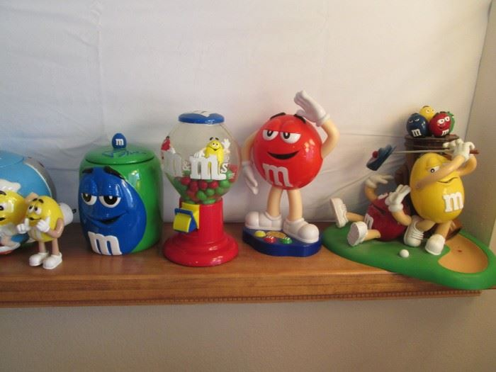 M & M's Collectibles