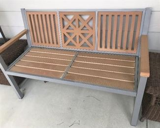 Outdoor Bench $ 90.00