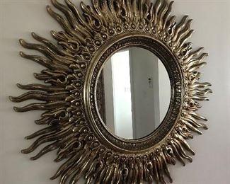 Starburst Mirror $ 98.00