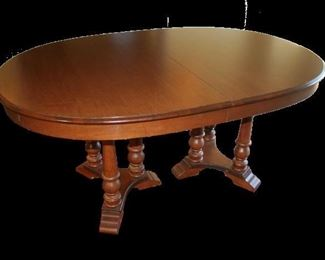 Wood Dining Room Table