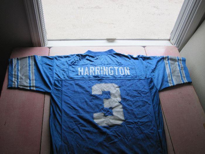 Joey Harrington Jersey