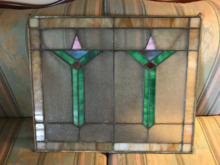 Another beautiful example of stained glass