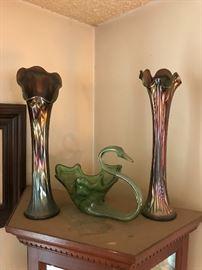 Pair of beautiful vases