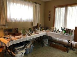 Collectibles, Glassware, Figurines