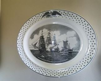 Platter by wedgewood