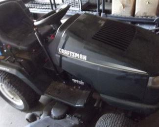 Craftsman Ride-On Mower