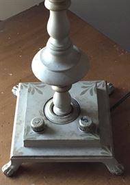 VINTAGE CANDLESTICK PENDANTS LAMP