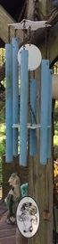 UNC WIND CHIME