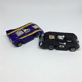 VINTAGE A/FX RACERS