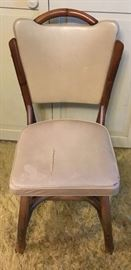 VINTAGE BAMBOO BODY CHAIR